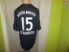 FC Bayern München Adidas Auswärts Trikot 2008/09 + Nr.15 Zé Roberto Gr.XL Neu