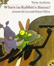 Who's In Rabbit's House? (masai Tale): By Verna Aardema