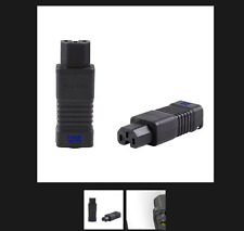 PP009 FURUTECH FI-C15 NCF (R) Inlet power Plug connector Slim Body IEC Rhodium