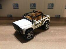 Hot Wheels Geländewagen