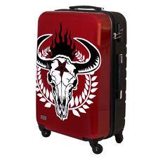 Unisex Koffer mit Hartschale
