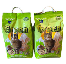 Holz Pellets Einstreu Katzen Nager Kaninchen *21,6 kg* super saugstark *40 Liter