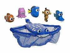 Finding Nemo Dory Mr. Ray's Dive & Catch Game Bath Tub Swim Pool Toy Kid Summer