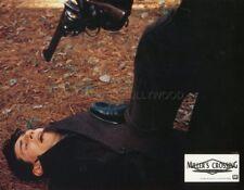 GABRIEL BYRNE COEN BROTHERS  MILLER'S CROSSING 1990 VINTAGE LOBBY CARD #6