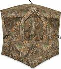 Hunting Ground 3 Person Blind Tent Mossy Oak Breakup Country Ameristep New