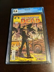 Walking Dead #1 CGC 9.6  ~ First Print ~