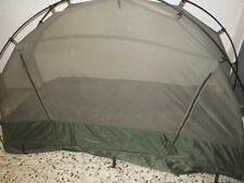 Orig.NL Armee Moskito Dome Single Tent - Moskitoschutzzelt 220x65 cm gebraucht