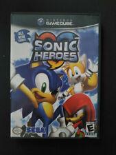 Sonic Heroes (Nintendo Gamecube, 2003)