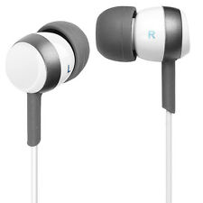 ASUS High Resolution In-Ear Mobile Headset Headphones - White (90YH00N2-B1UA00)