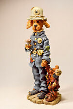 Boyds Bears: Sgt. Rex & Matt. The Runaway - Style 2874 - Police Officer