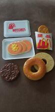 Vintage Mcdonalds Play Breakfast Lot