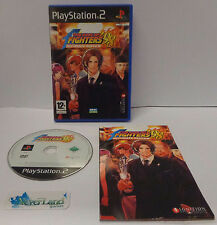 Gioco Game SONY Playstation 2 PS2 PAL THE KING OF FIGHTERS '98 ULTIMATE MATCH