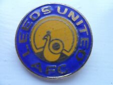 Leeds United Football Club Enamel Coffer Badge (2)