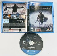 Middle-Earth: Shadow of Mordor (Sony Playstation 4) Complete