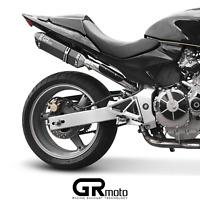 Scarico Per Honda CB 600 F Hornet 1998 - 2002 GRmoto Marmitta Carbonio