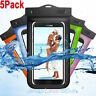 Lot Underwater Pouch Dry Bag Case Waterproof Fit iPhone Samsung LG Phone Cover