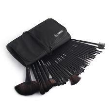 Hot 32tlg Professionelle Schwarz Makeup Brush  Kosmetik Pinsel Schminkpinsel Set