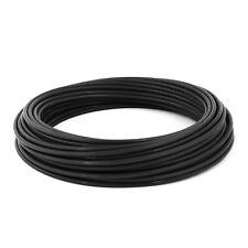 [2-10mm] CABLE D'ACIER GALVANISÉ [1-100m] PVC noir cordage corde funin qualite