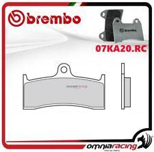 Brembo RC Pastiglie freno organiche ant Mv Agusta Brutale 750 Mamba 2005>2006