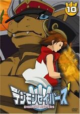 DIGIMON SAVERS 10-JAPAN DVD G35