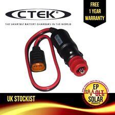 CTEK Cig Lighter Lead FITS - MXS3.8 MXS5.0 MXS7.0 MXS10 CTEK CHARGER