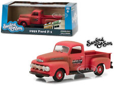 """1952 FORD F-1 PICKUP TRUCK FROM """"SANFORD & SON"""" 1/43 MODEL BY GREENLIGHT 86521"""