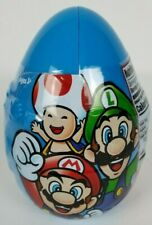Super Mario Easter Egg With Candy Collectible New Sealed