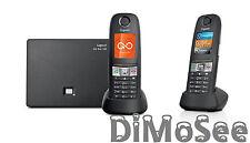 ►► Gigaset E630A Go m. AB / IP + 2. Mobilteil E630HX Duo VoIP NEU/OVP ◄◄