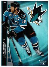 2014 Fathead THORNTON NHL Tradeables #33 San Jose Sharks 5x7 Wall Decal JOE