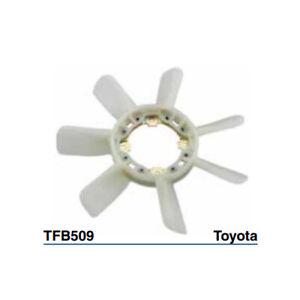 Tru-Flow Radiator Fan TFB509 fits Toyota Hilux Surf 2.4 TD 4x4