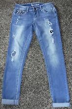 NWT Junior Girls SoundGirl Skinny Jeans Size 3