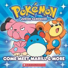 Pokemon Junior Handbook: Come Meet Marill & More