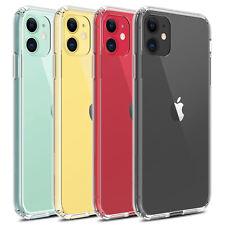 For Apple iPhone 11 Case Clear Ultra Slim Hybrid Acrylic+TPU Hard Phone Cover
