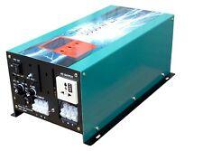 5000W LF Pure Sine Wave Power Inverter DC 12V to AC 110V,Battery Charger/UPS/LCD