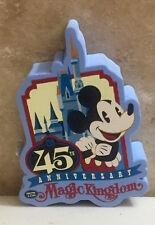"DISNEY MAGIC KINGDOM 45TH ANNIVERSARY COLLECTOR CAR ANTENNA AERIAL BALL -NEW ""o"""