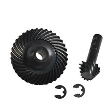 Steel Heavy Duty Helical Spiral + Pinion Gear for 1/10 RC RC4WD D90 Axle #2