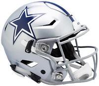 Dallas Cowboys SpeedFlex Full Size Authentic Football Helmet - Speed Flex
