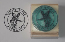 Tooth Fairy Approved rubber stamp by Amazing Arts adorable!