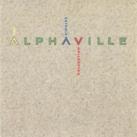 Alphaville CD The Singles Collection - Canada (M/M)