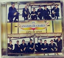 LOS ANGELES DE CHARLY - CARTA DE AMOR (2003 BRAND NEW CD)