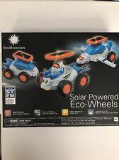 Smithsonian Solar Powered Eco Wheels Modular car building set new STEM 8 plus