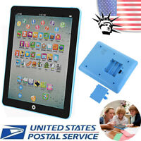 USA_Kids Children Tablet IPAD Educational Learning Toys Gift For Girls Boys Baby