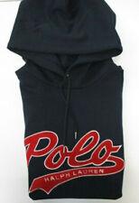 POLO RALPH LAUREN Fleece Logo Oth Hoodie Mens SIZE M REF CN1236