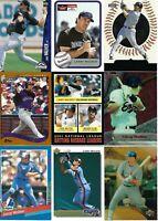 LARRY WALKER HUGE BASEBALL CARD LOT - COLORADO ROCKIES-EXPOS-CARDS