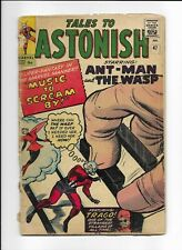 TALES TO ASTONISH #47 ==> FA ANT-MAN & THE WASP MARVEL COMICS 1963