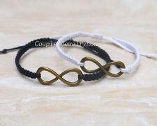 Couples Bracelet   Infinity Bracelet   Boyfriend girlfriend jewelry Gifts