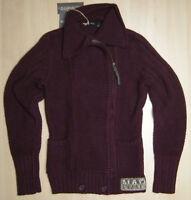 Maglia Napapijri maglione Full Zip Sweater Woman 100%