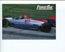 Dominic Dobson NASCAR Truck CART Indy Driver Signed Autograph Photo