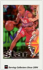 1995 Futera NBL Trading Cards Star Challenge #6: Derek Rucker