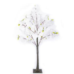 WeddingGeneral® Artificial Blossom Tree 120cm Wedding Event WHITE